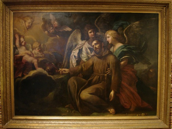 Early 18th c. Italian Baroque Old Master Painting