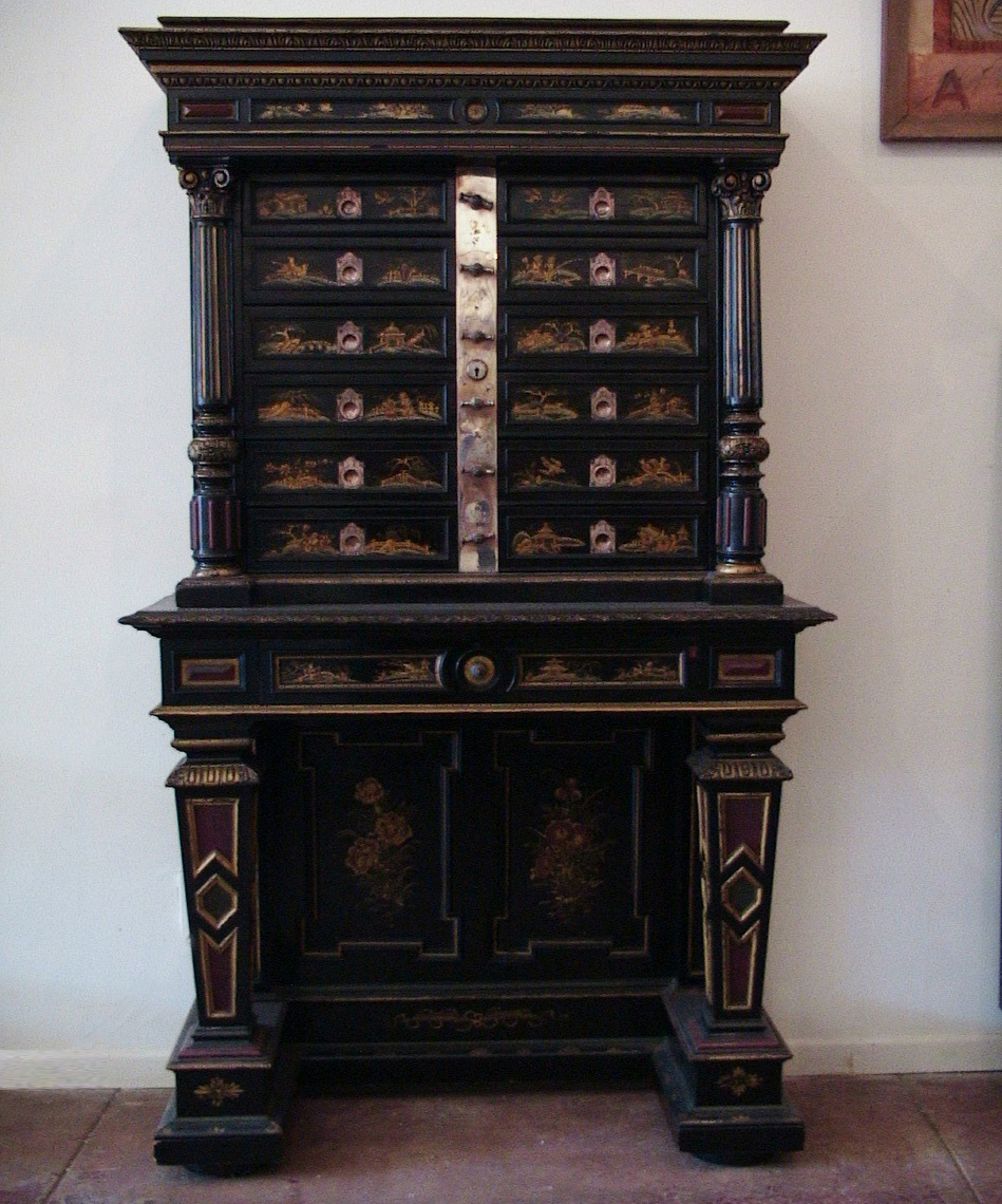 Rare Automated Napoleon The 3rd Cabinet The Hub Gallery