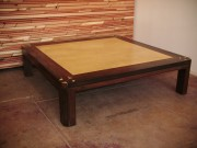 Phyllis Morris - Rare, Oversized Modernist Coffee Table