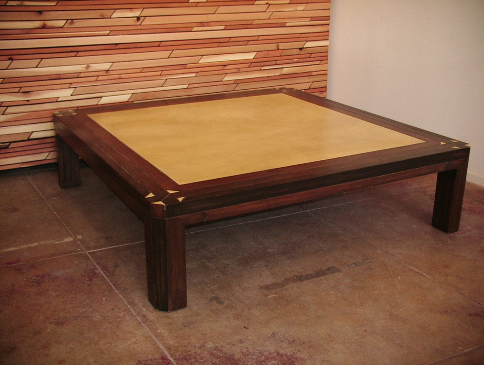 Phyllis Morris U2013 Rare, Oversized Modernist Coffee Table