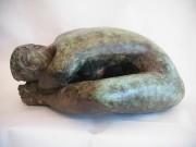 Antoniucci Volti – Bronze Sculpture, Nenuphar (Ed. of 6)